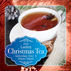 Ladies Christmas Tea Ticket – Putnam City Baptist Church
