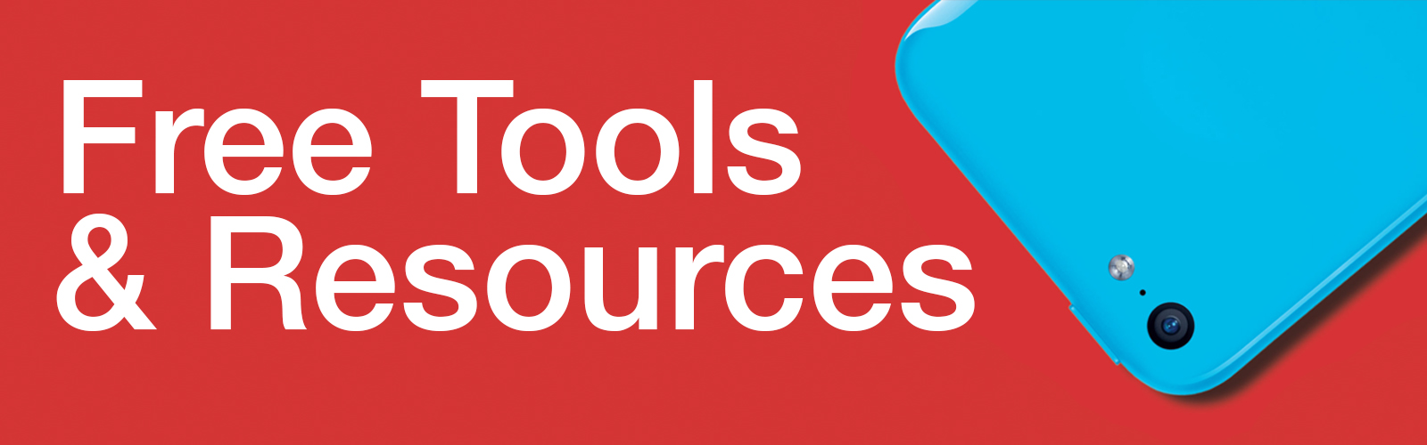 free tools and resources
