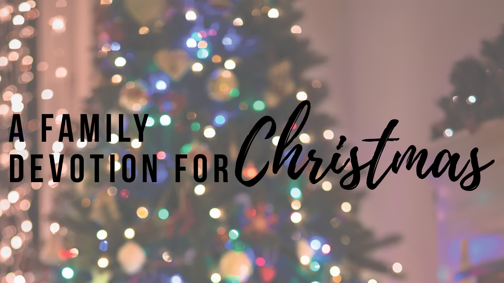 Download the Christmas Family Devotional