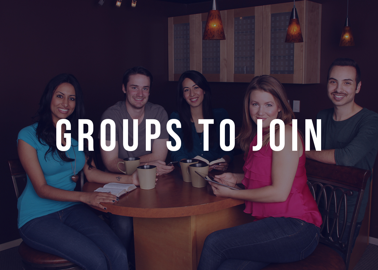 Find Groups to Join